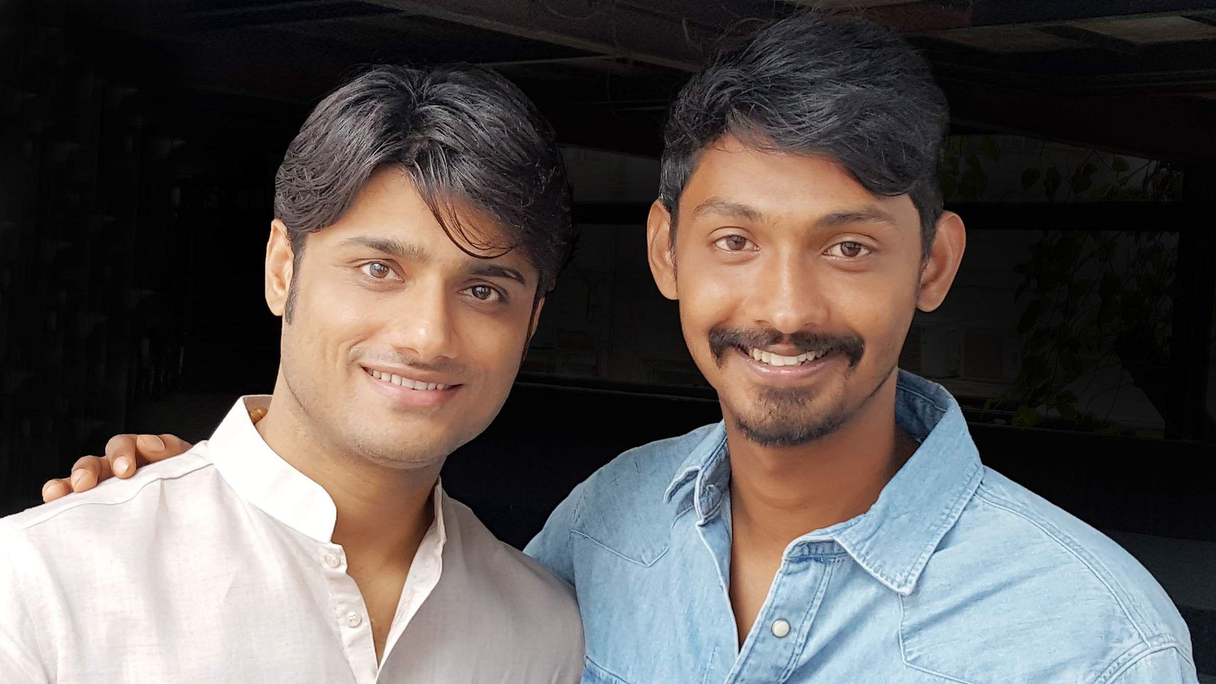 Producer Sandeep Singh and director Elan