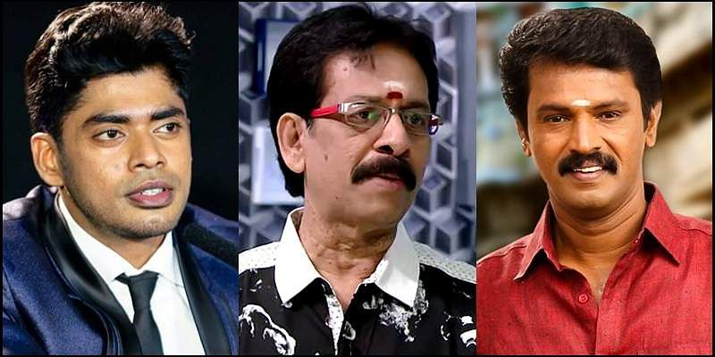 Radharavi, Sherin, and Cheran to headline Season 3 of Bigg