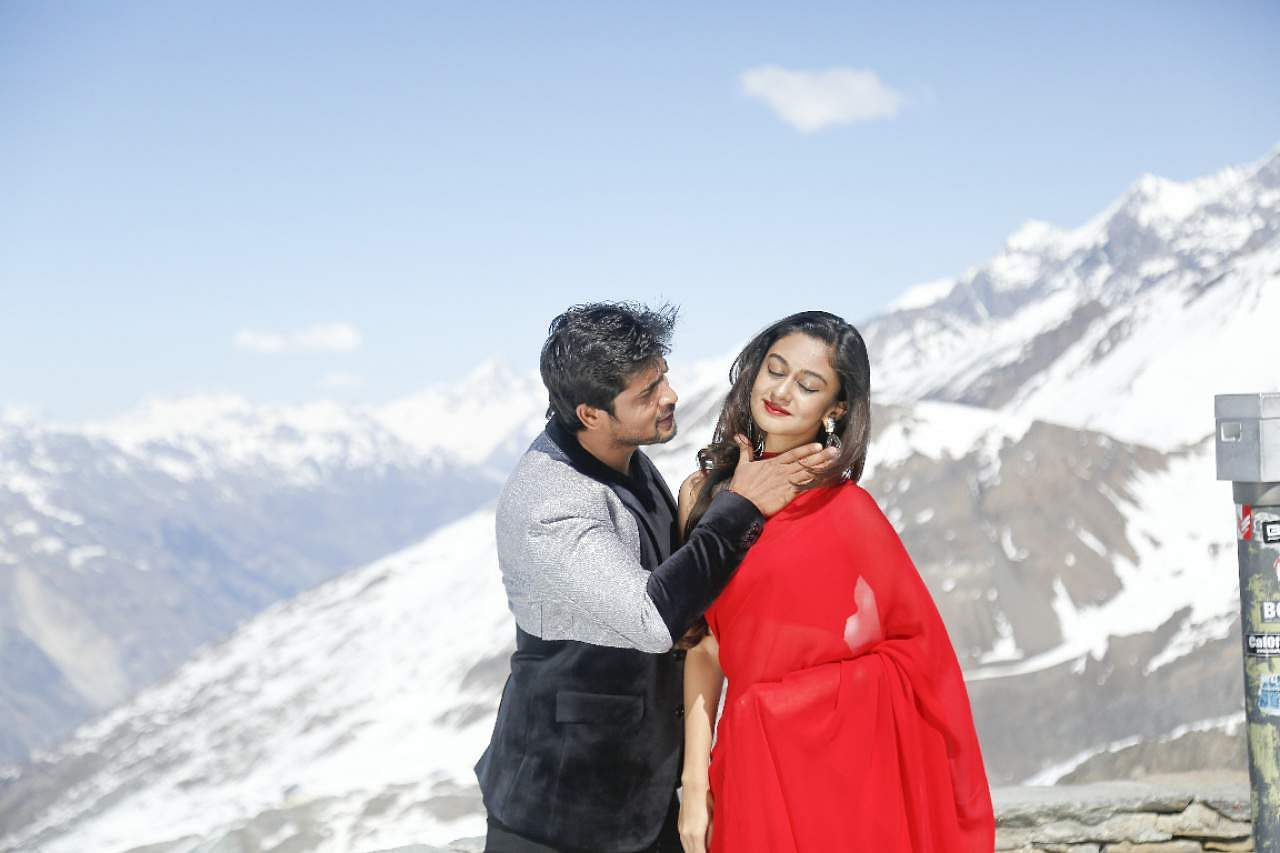 Location Diaries: On thin ice, literally- Cinema express