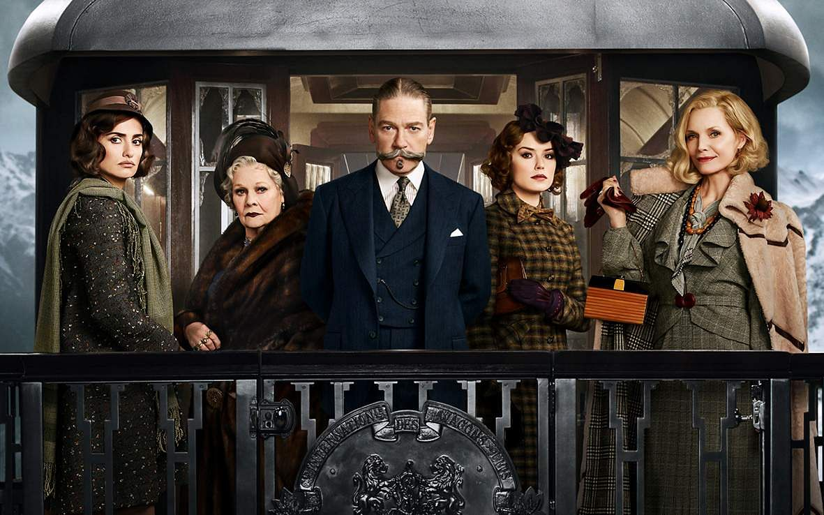 A sequel to Kenneth Branagh's Murder on the Orient Express adaptation is in the works