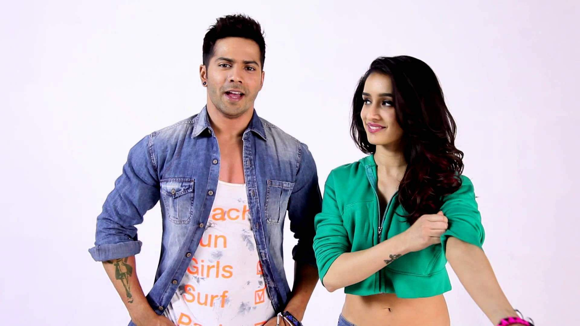 Varun Dhawan And Shraddha Kapoor Who Starred Together In The 2015 Film ABCD 2 Will Be Sharing Screen Space Again For Song High Rated Gabru From
