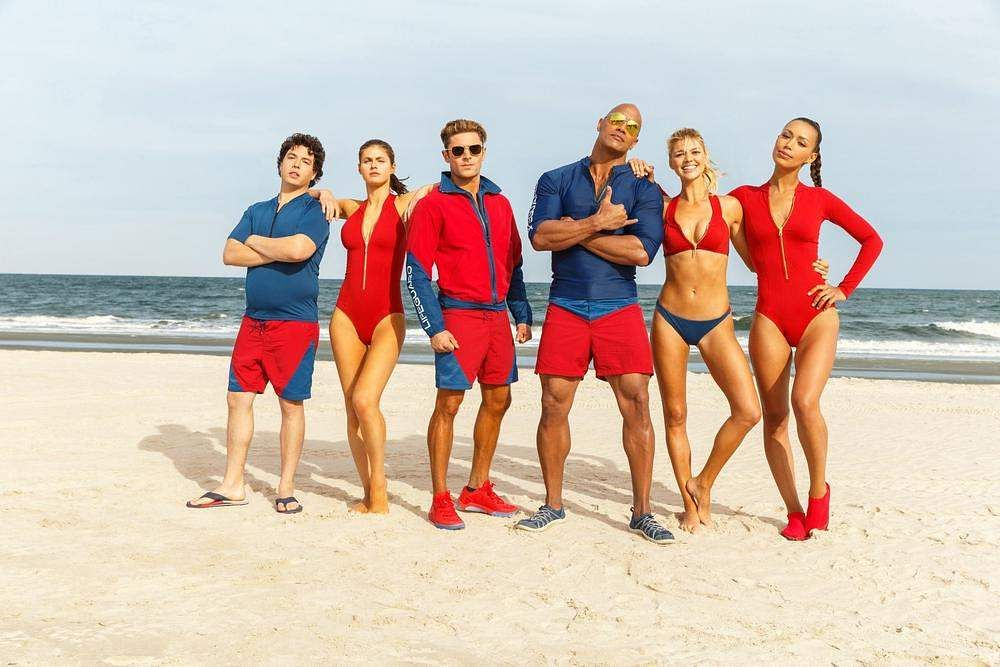 c5c5b8d1f22a Baywatch  A comedy… supposedly- Cinema express