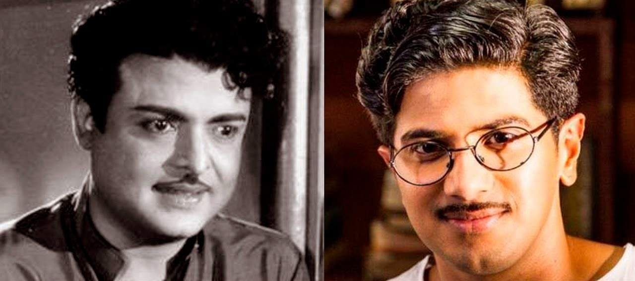 Dulquer Salmaan As Gemini Ganesan In Savitri Biopic: Dulquer's Gemini Look Is Impressive