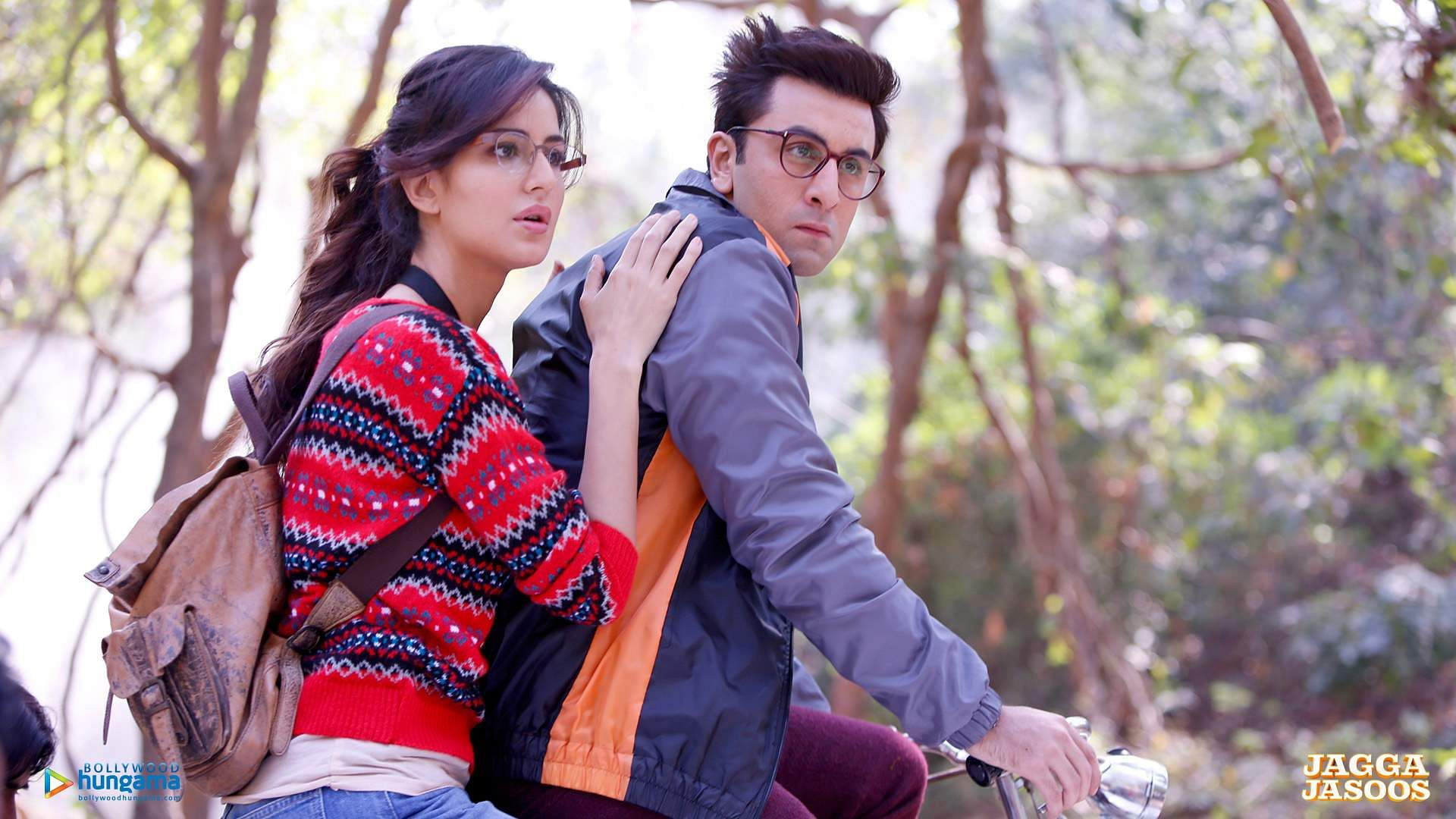 Ranbir kapoor on jagga jasoos i katrina kaif anurag basu have worked very hard on it the indian express - Anurag Basu Sure Does Have A Sense Of Cinematic History His Last Full Length Feature Was Barfi In 2012 Though Critically Acclaimed In Many Quarters