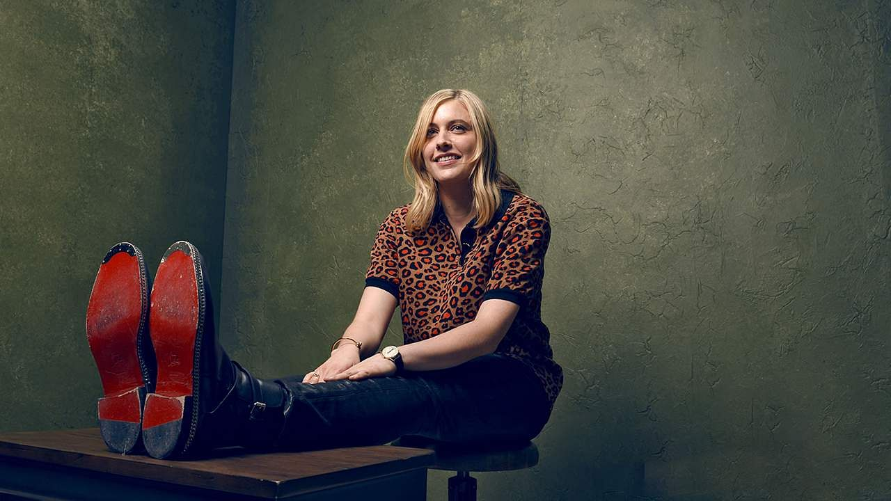 Greta Gerwig side-steps Woody Allen questions