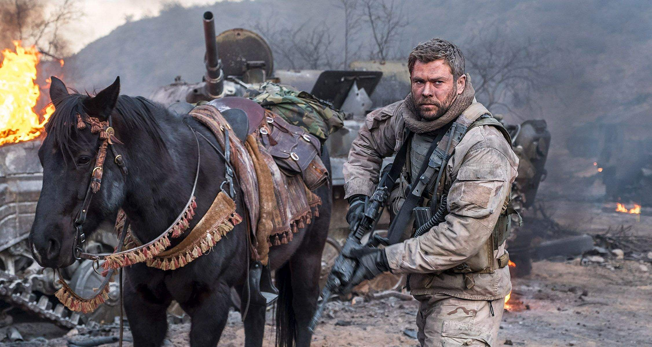 Strong starring Chris Hemsworth a fascinating film