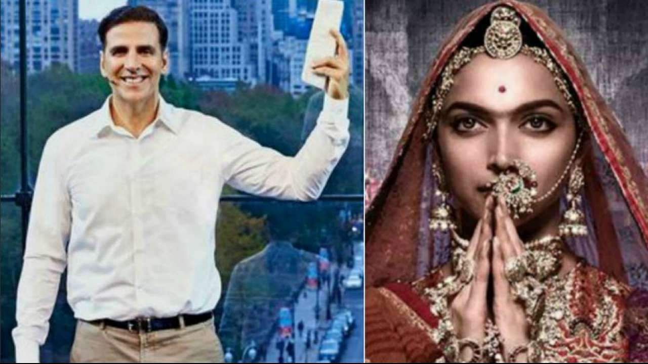 Padmaavat Vs PadMan: Which Film Won The Vote of The Audience?