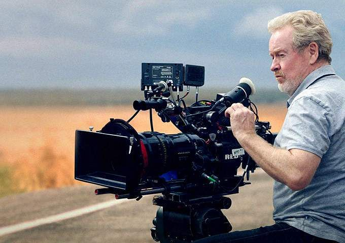 Ridley Scott in Talks to Direct a 'Merlin' Movie for Disney