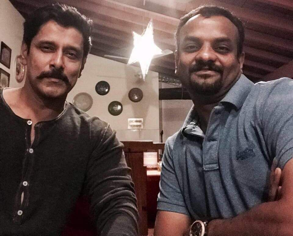 RS Vimal's 'Mahavir Karnan' is no more Prithviraj but Chiyaan Vikram