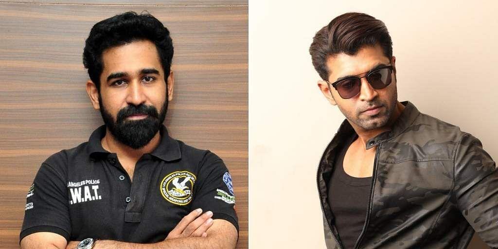 Image result for Arun Vijay & Vijay Antony