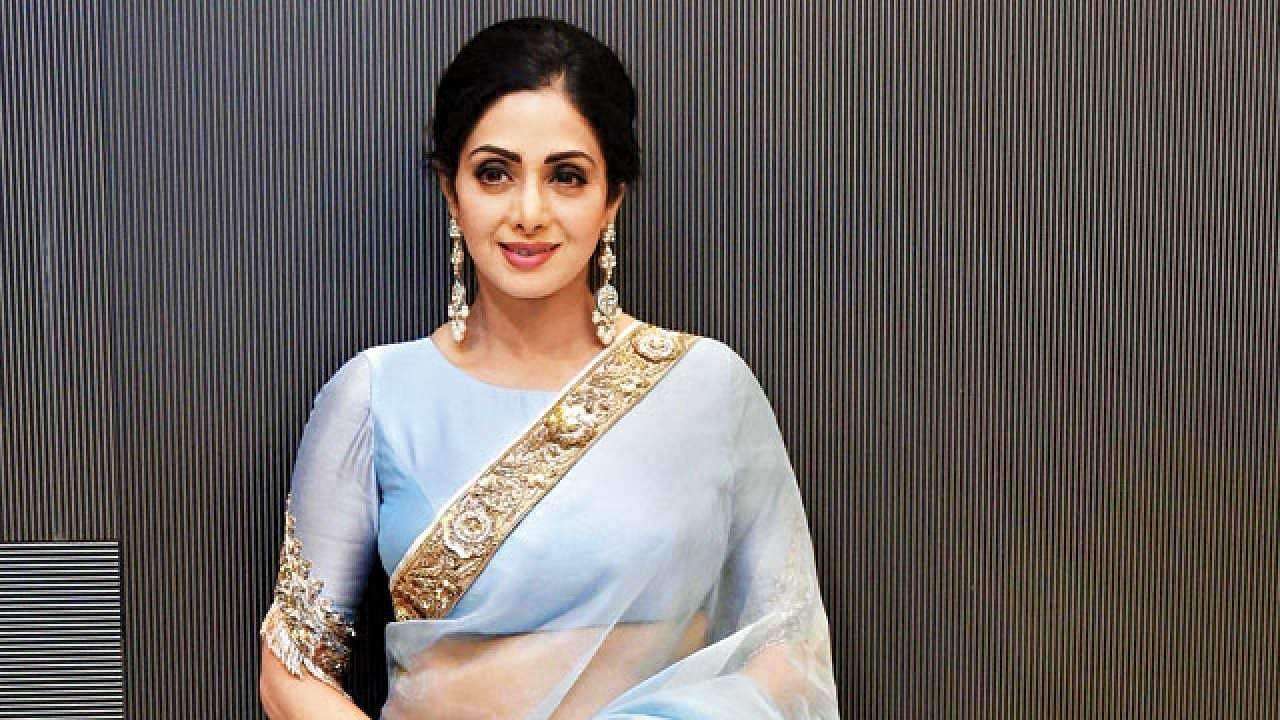 Bollywood legend Sridevi dead at 55
