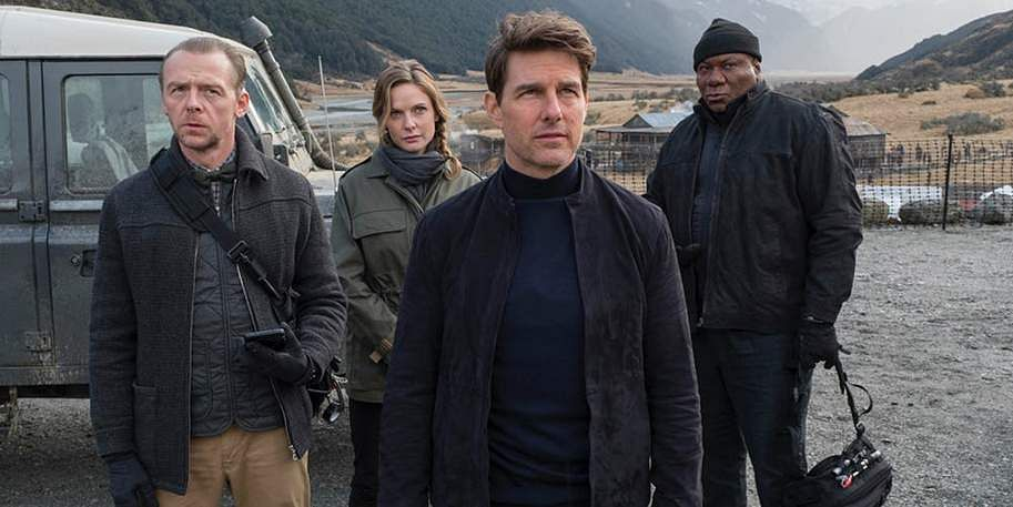 MISSION: IMPOSSIBLE - FALLOUT (2018) Movie Trailer: Tom Cruise & The Team Are Back