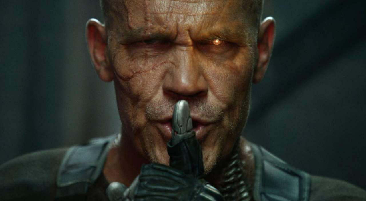 New trailer for Deadpool 2 introduces Josh Brolin as Cable