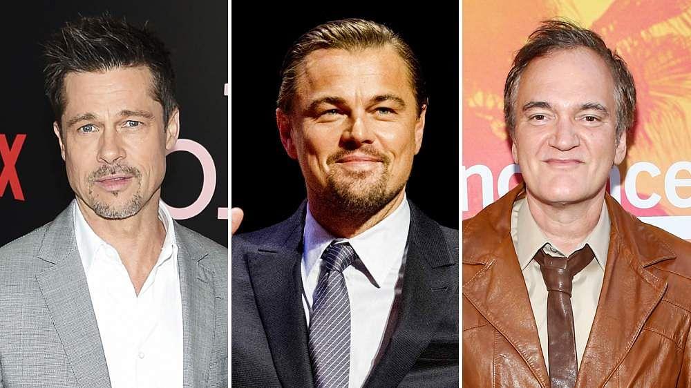 Brad Pitt Joins Leonardo DiCaprio In Quentin Tarantino's New Movie