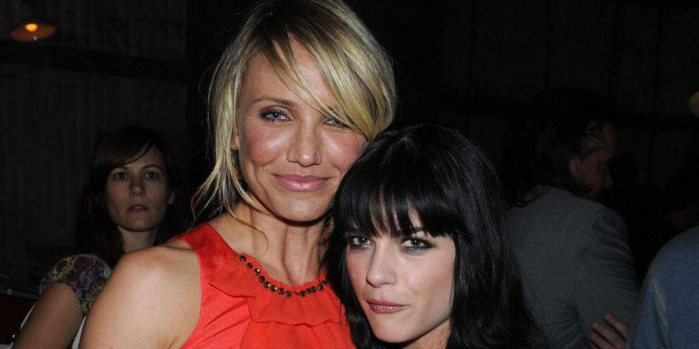 Selma Blair: 'I was joking about Cameron Diaz's retirement'