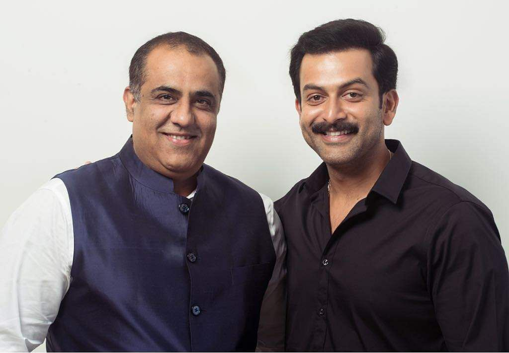 Prithviraj's production house collaborates with Sony Pictures