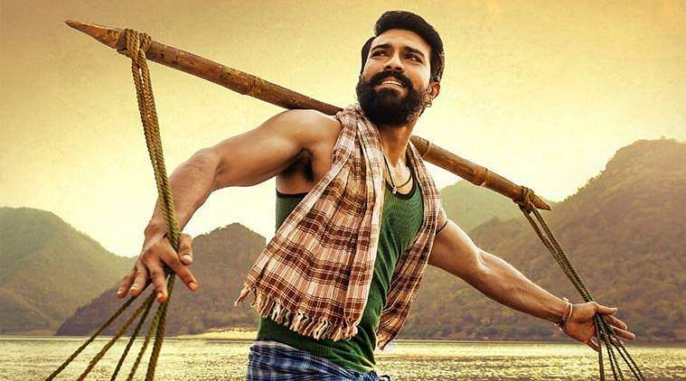 Ram Charan starrer 'Rangasthalam' takes a huge opening on box office""
