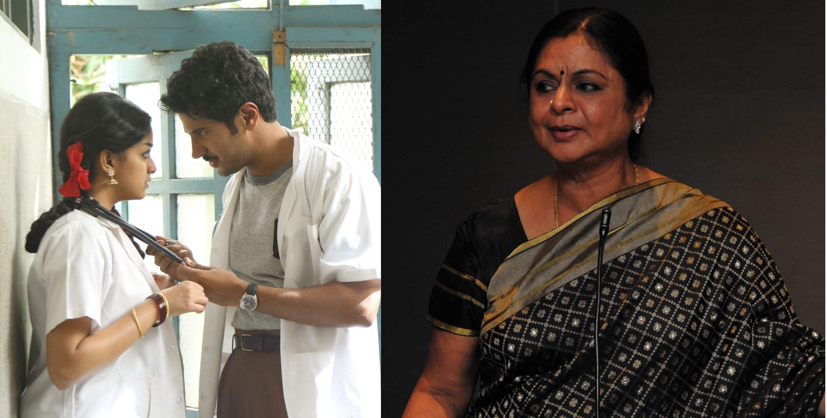 Gemini Ganesan S Daughter Kamala Selvaraj Unhappy With: Gemini Ganesan's Daughter Angry Over Inaccuracies In
