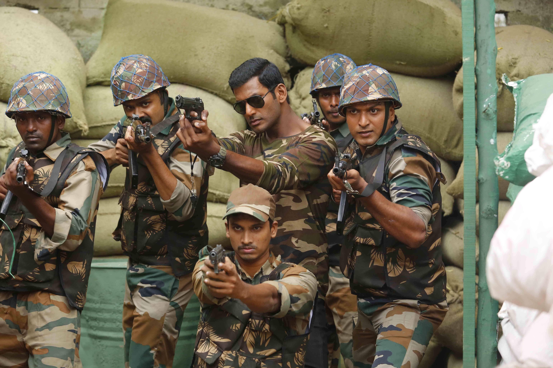 Confident About Irumbu Thirai S Success Mithran Cinema Express