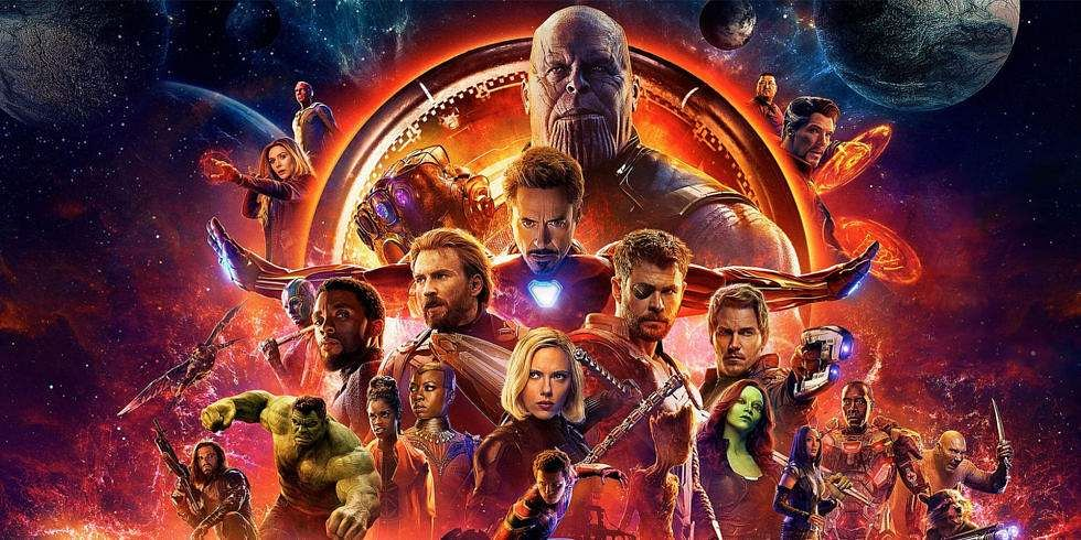 Avengers: Infinity War outpaces Marvel predecessors at United Kingdom box office