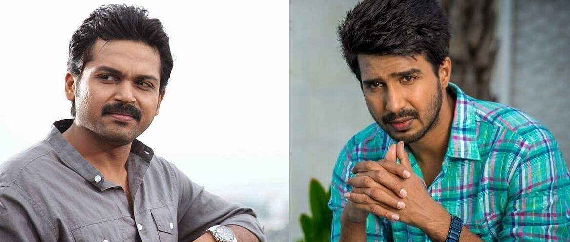 Titles of Karthi and Vishnu Vishal's next revealed- Cinema