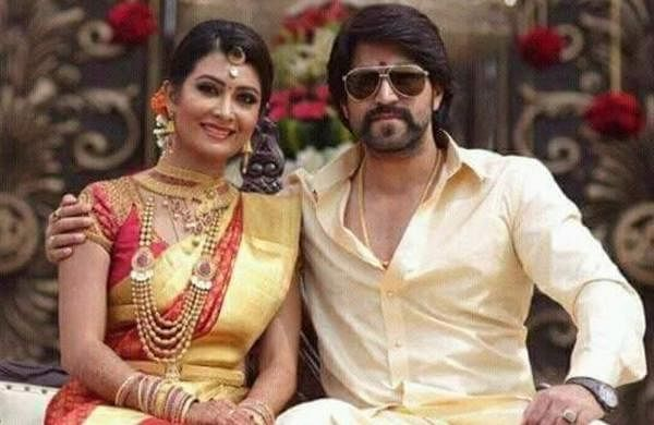 Yash And Radhika Sandalwood Has Given Name Fame And A Life Partner Cinema Express Do you have outstanding photos that you want to share with the pexels community? yash and radhika sandalwood has given