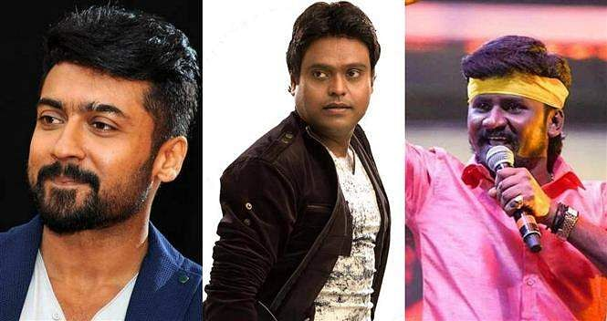 Super Singer Fame Senthil Ganesh To Sing For Suriya Cinema Express