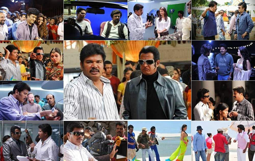 Enthiran Rajinikanth
