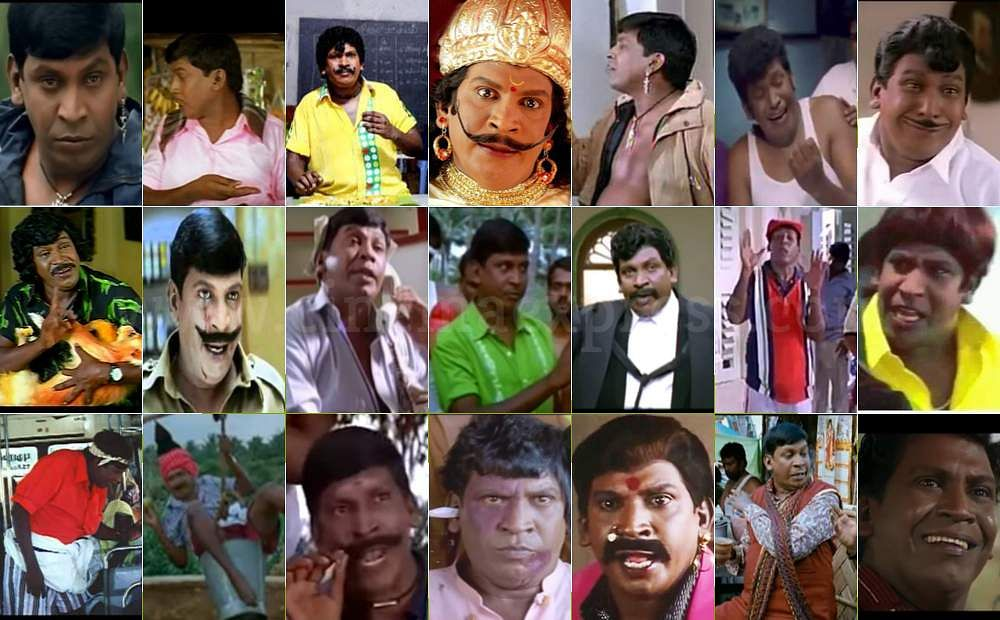 Happy Birthday Vadivelu: 25 hilarious avatars of Contractor Nesamani