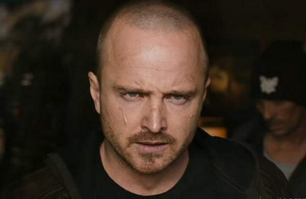 Aaron Paul from El Camino: The Breaking Bad Movie