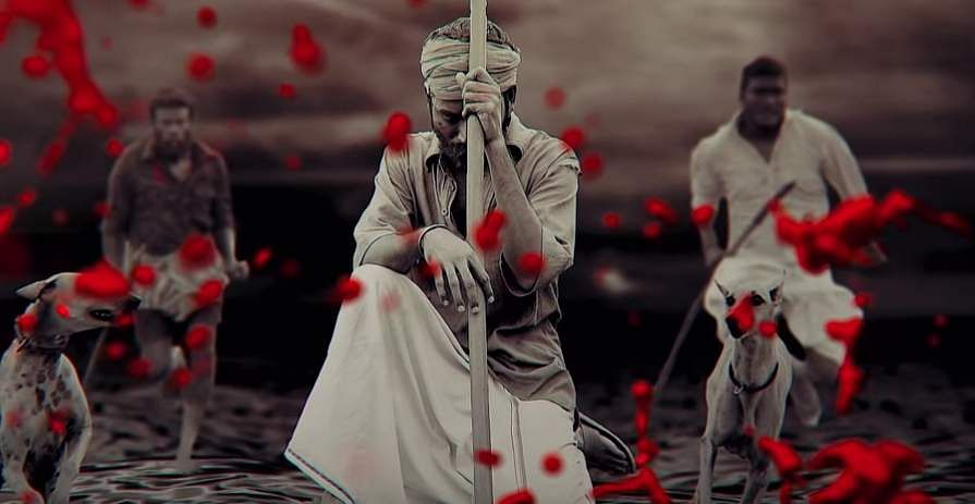 New song video titled Blood Bath from Asuran is out