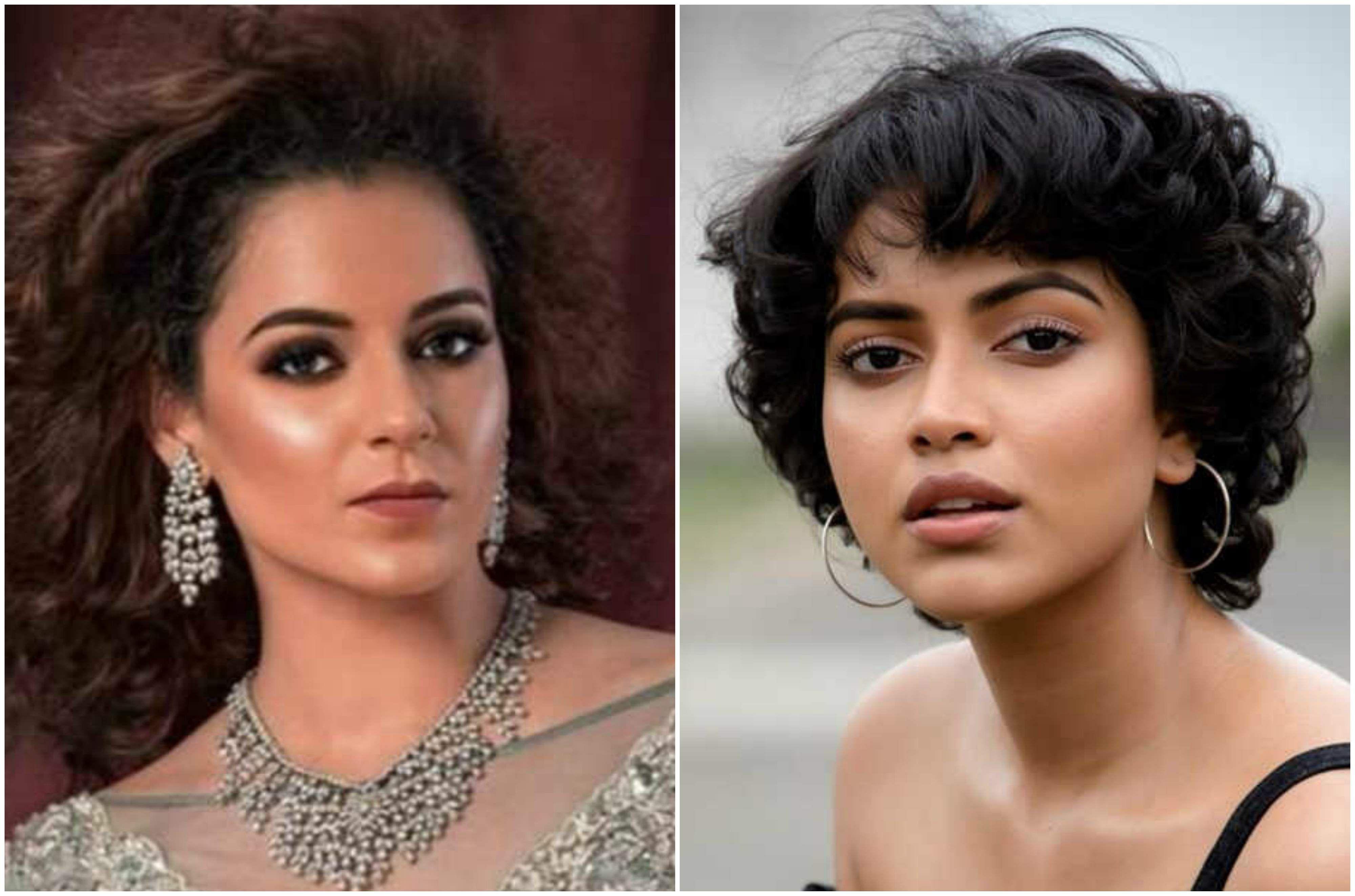 Kangana Ranaut to reprise Amala Paul's role in Aadai reamke
