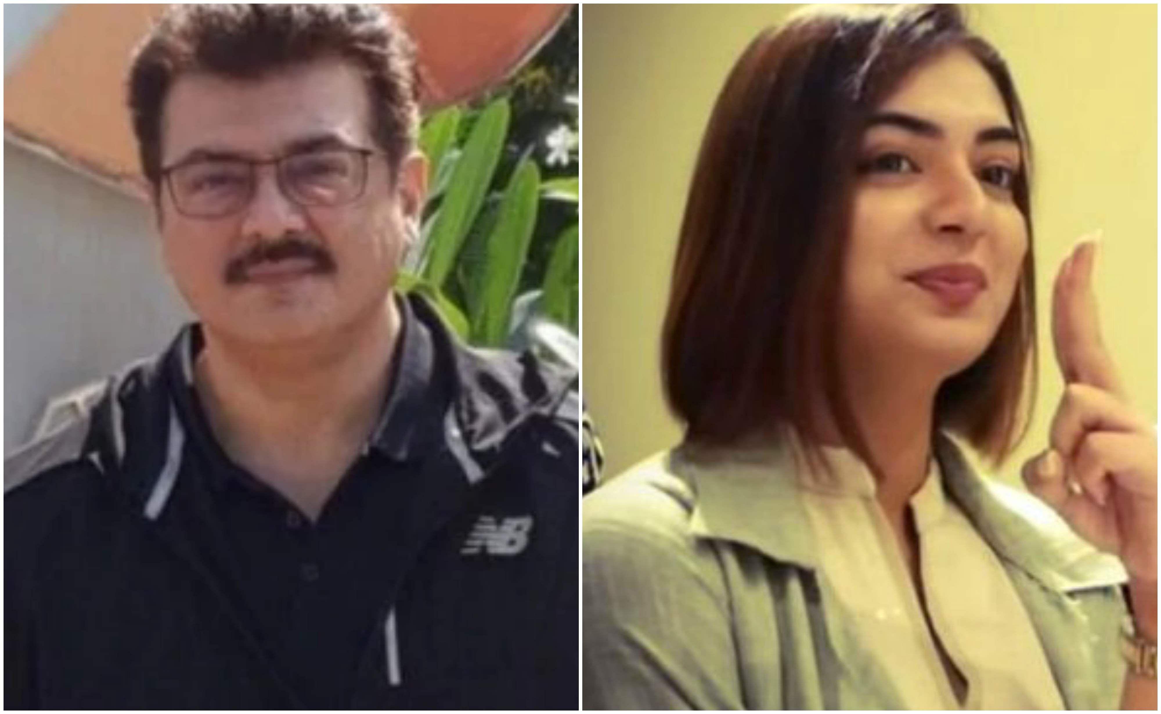 Nazriya in Ajith's Valimai?