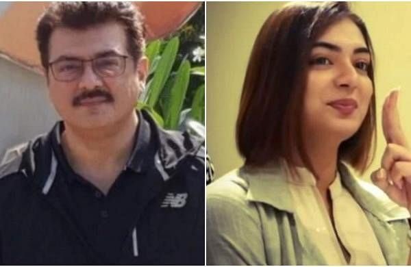 Nazriya in Ajith's Valimai?