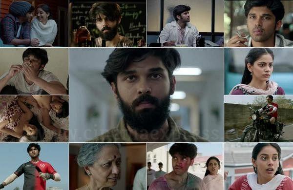 Adithya Varma Trailer Dhruv Vikram
