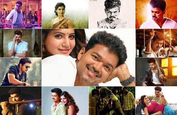 5 years of kaththi thalapathy vijay