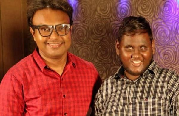 D Imman with Nochipatti Thirumoorthy