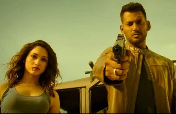 A still from Action trailer