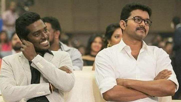 Atlee and Vijay