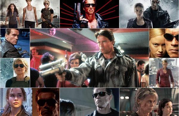 Terminator Dark Fate: The 35-year evolution of Arnold Schwarzenegger as the Terminator