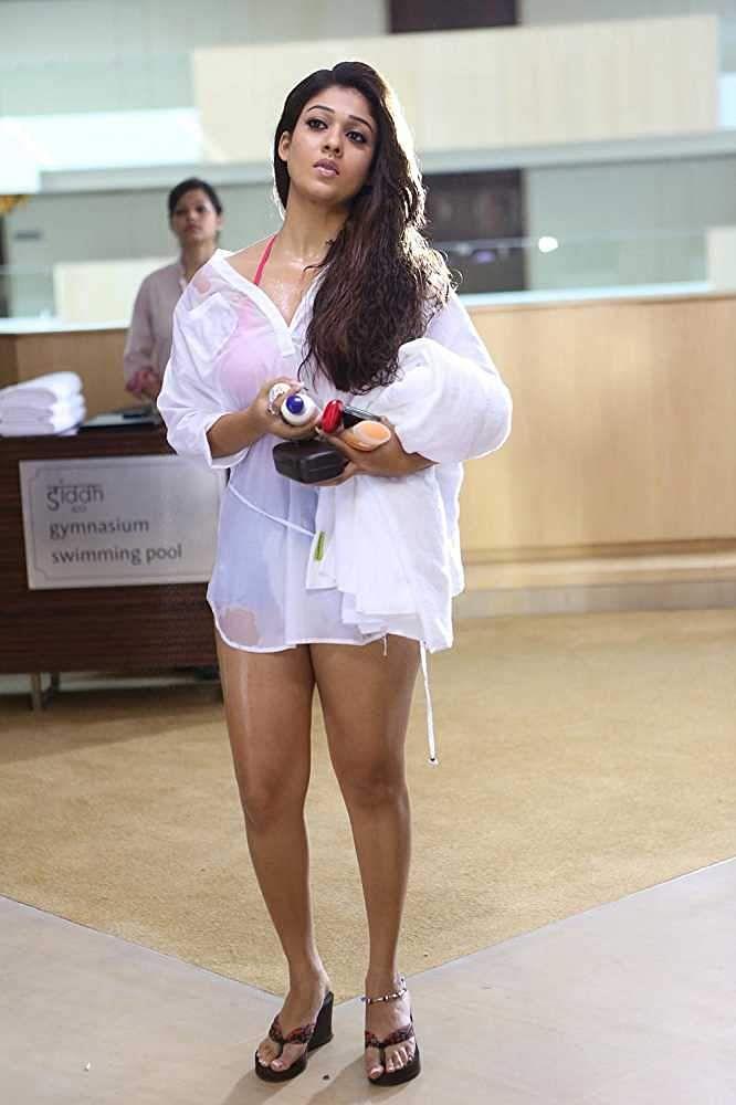 Nayanthara hottest scenes