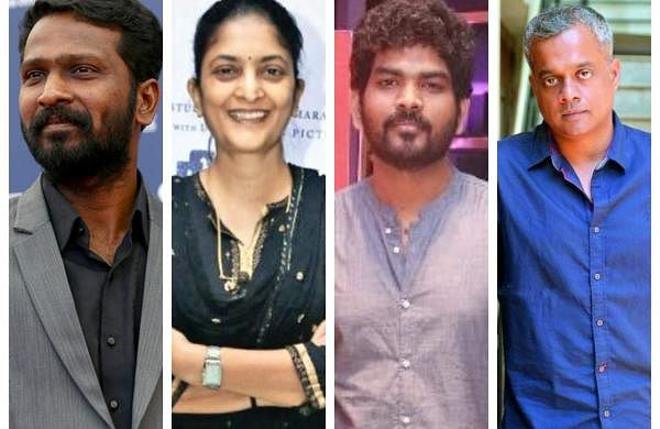 Vetrimaaran, Vignesh Shivan, Gautham, and Sudha's Netflix anthology