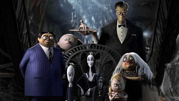 The Addams Family Movie Review