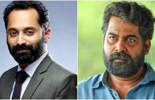 Fahadh Faasil and Joju George