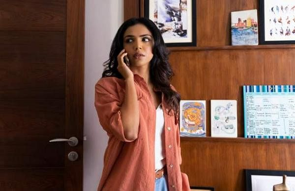 Shriya Pilgaonkar in House Arrest