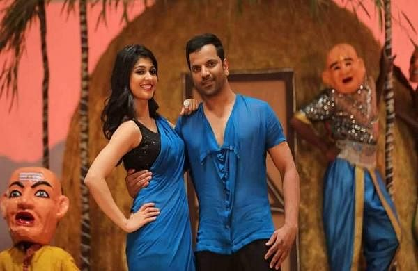 Sanjith Hegde and Supriya Ram