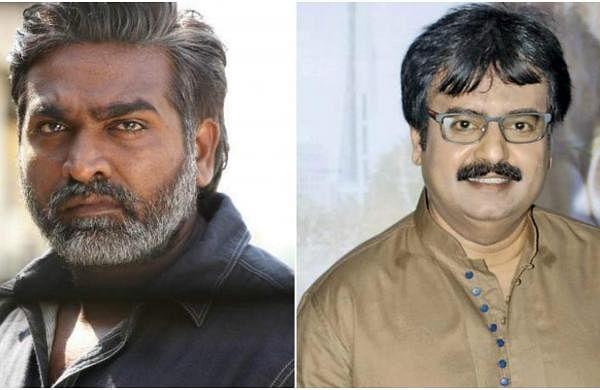 Vijay Sethupathi and Vivekh
