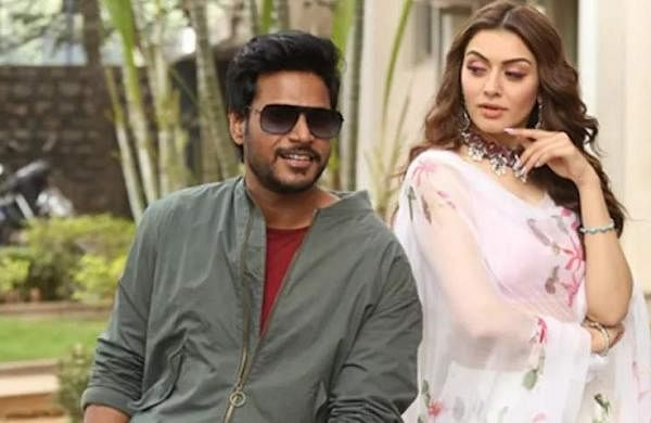 Sundeep Kishan and Hansika