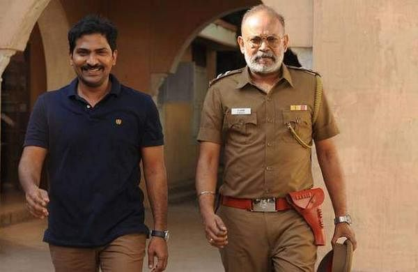 Vaibhav and Venkat Prabhu in Lock Up