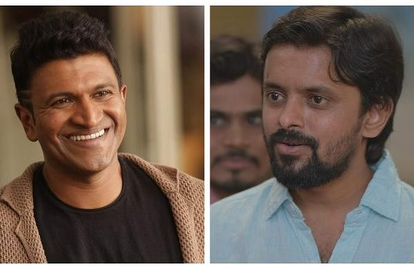 Puneeth Rajkumar in Satya Prakash's film